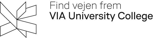 VIAs logo. Klik på det for at komme til VIA's hjemmeside.